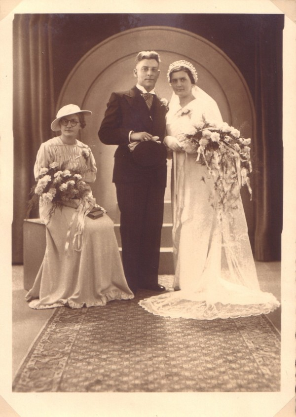 Henrius Antonius Marie Vloeimans en Maria Cornelia van Paridon