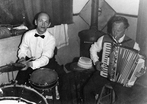 Bartholomeus Kooij en Willem Radstok