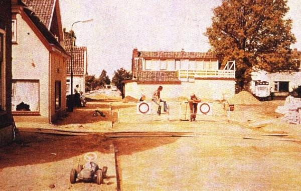 Elisabethstraat in Baarn