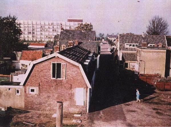 Elisabethstraat en Dijkweg in Baarn
