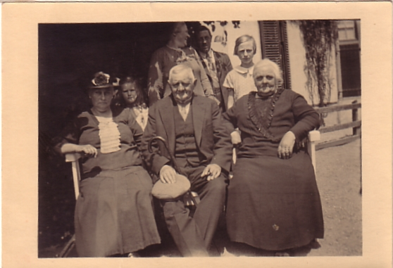 Anna Maria Elisabeth van Dijen, Hugo Jacobus van Dijen en Anna Elisabeth van Dijen