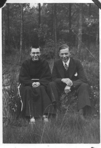 Joop Kietselaer en Gijsbertus Adrianus Kietselaar