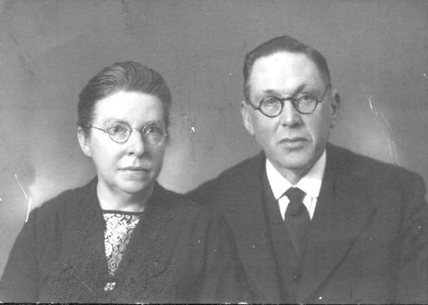 Margaretha Brouwer en Fransiscus Johannes Kietselaer