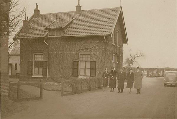Kosterhuis, Kerkstraat Baarn