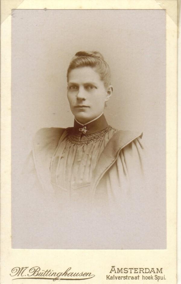 Susanna Geertruida Boumeester