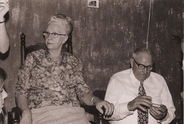 Hendrika Looman en Steven van Ginkel