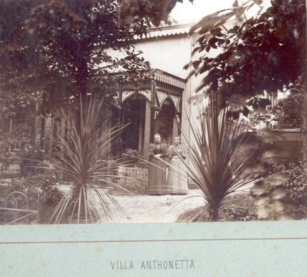 Villa Anthonetta