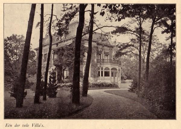 Lt.Gen. Van Heutszlaan 2, Villa Mariaheuvel