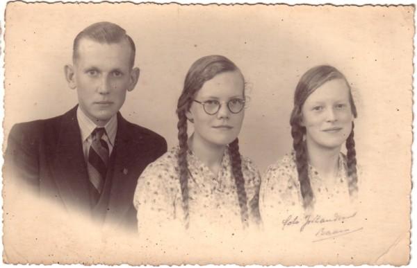 Frans Hendrik Cornelis Kotten, Cornelia Gerarda Francisca Kotten en Clara Hermani Christina Kotten