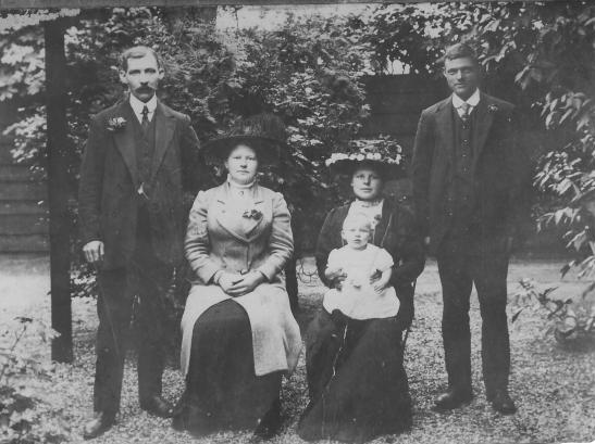 Familie Van Klingeren