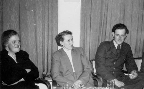 Hendrika Dorresteijn, Jantje Spoor en Albert van der Schagt