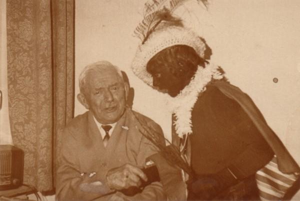 Johannes Petrus Piek en zwarte Piet