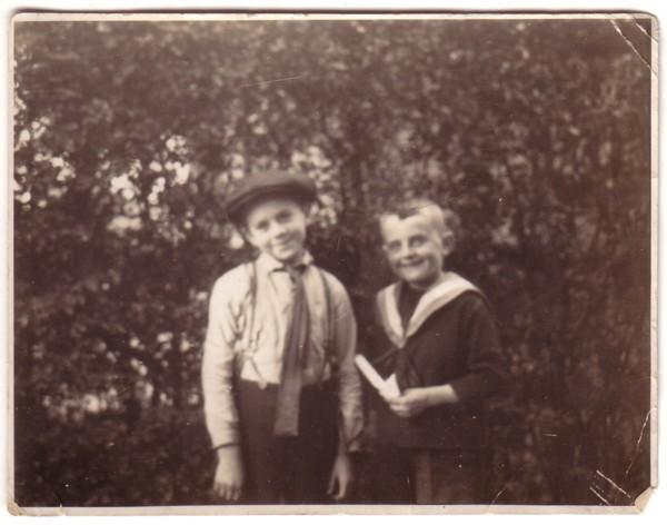 Jan Breunesse en Gerrit Schothorst