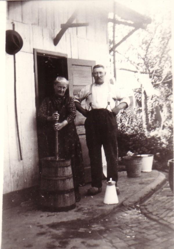 Hendrika Maria Brandt en Hendrik Brandt