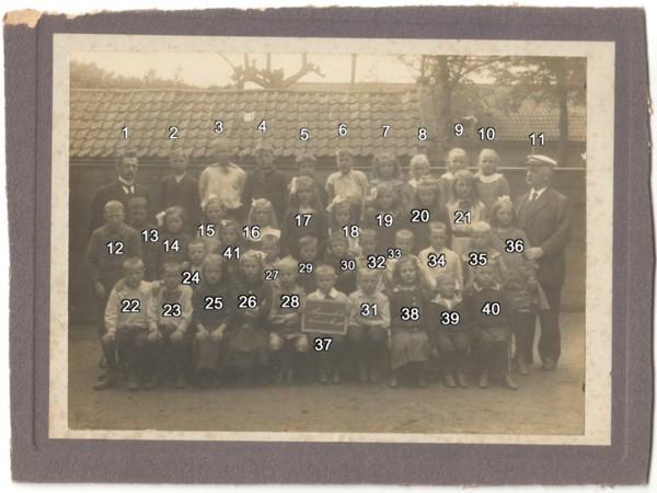 Aloysiusschool in mei 1916
