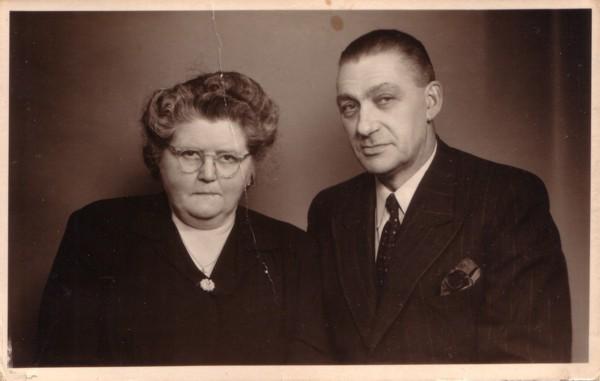 Antonia Johanna Schoonwater en Cornelis Johannes Vermeulen