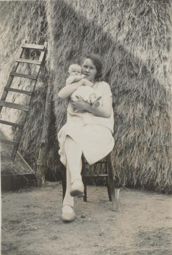 Hendrika Brandt en haar dochter Hendrika Christina Derksen