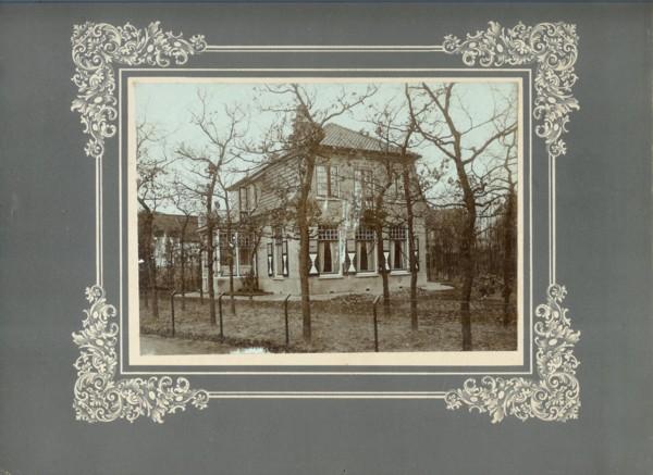 Ontwerp van Herman Onvlee Villa Robersum