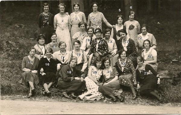 Damesclubje