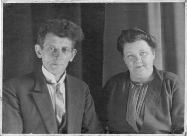 Barend Adrianus Derksen en Hendrika Christina Pineda