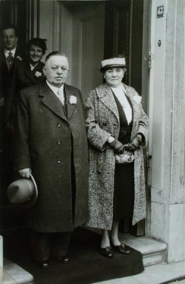 Hendrik Kroon en Johanna Jannetje Maria Urbanowitz