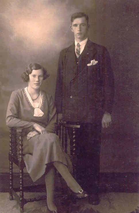 Marie van de Kuil en Jan Ravenhorst verloving