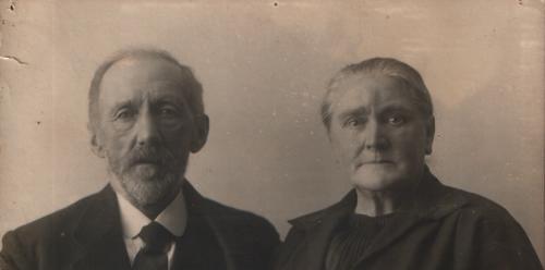 Dirk Koops en Johanna Charlotta van Nieuwcasteel