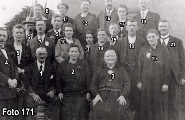 Familie Ravenhorst