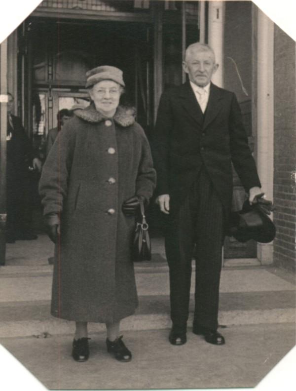 Froukje Ypma en Johannes van Oostrum