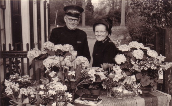 Frans Hendrik Cornelis Kotten en Christina Hermina Antoinetta Lüschen
