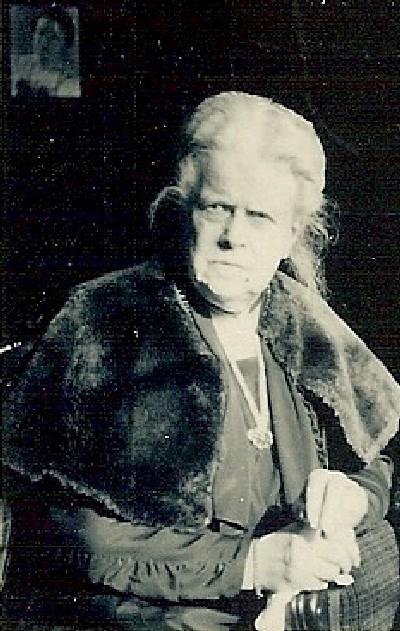 Johanna Henriette Everts