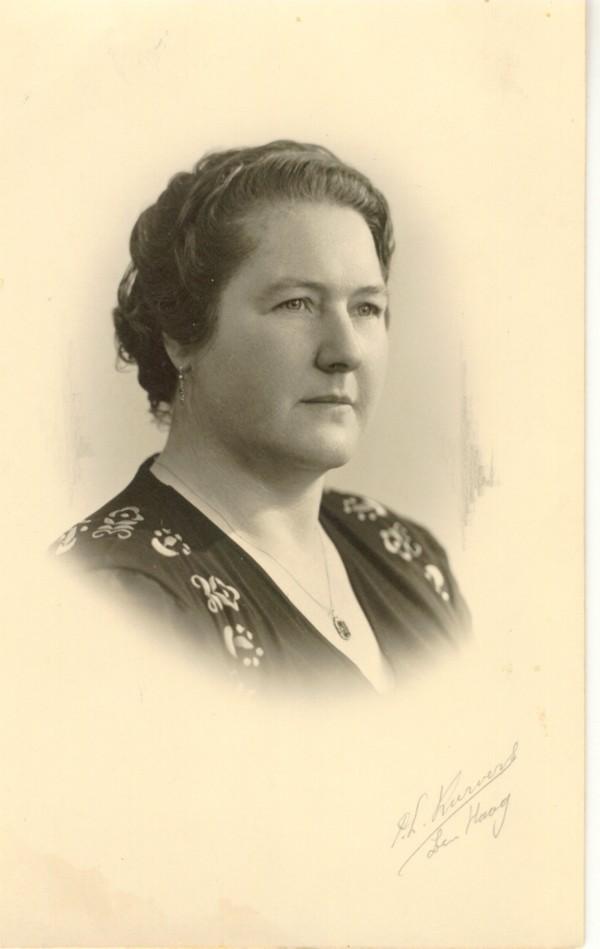Gerritje Margaretha Brandt