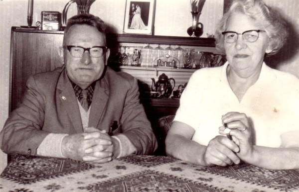 Dirk Hovius en Jannetje Kroes