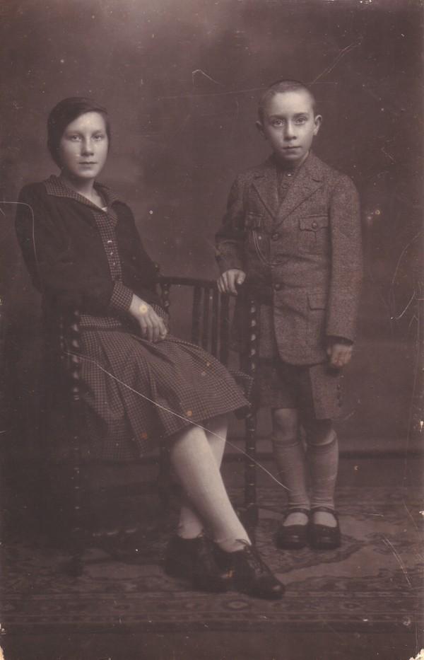 Grietje Koenen en Cornelis Koenen