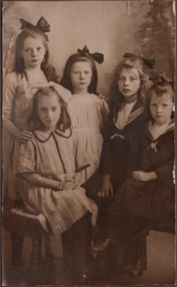 Onbekend familie Schouten