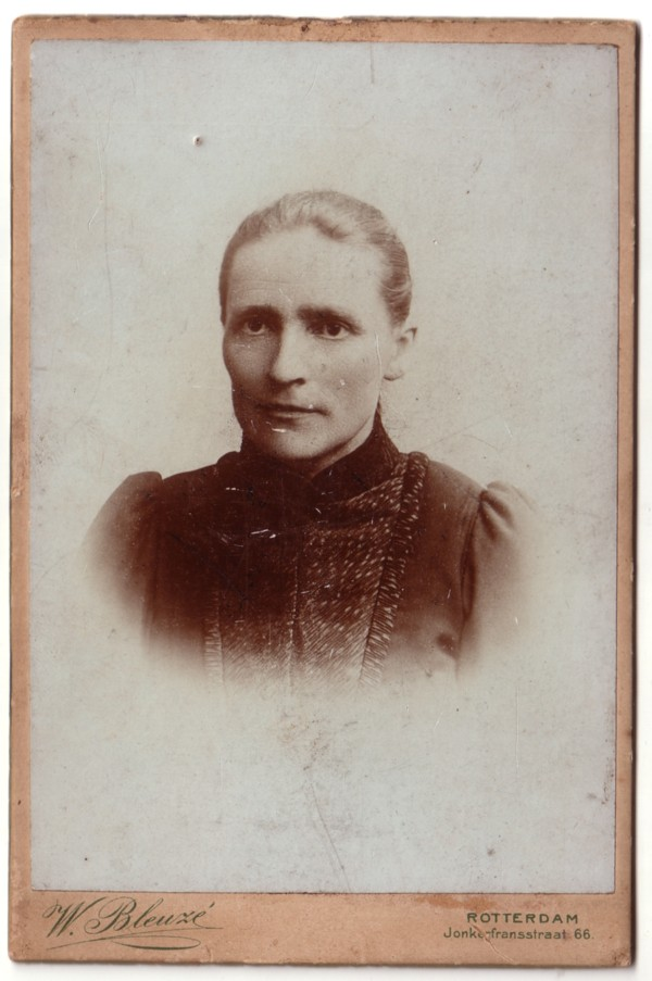 Geertruida Vonk