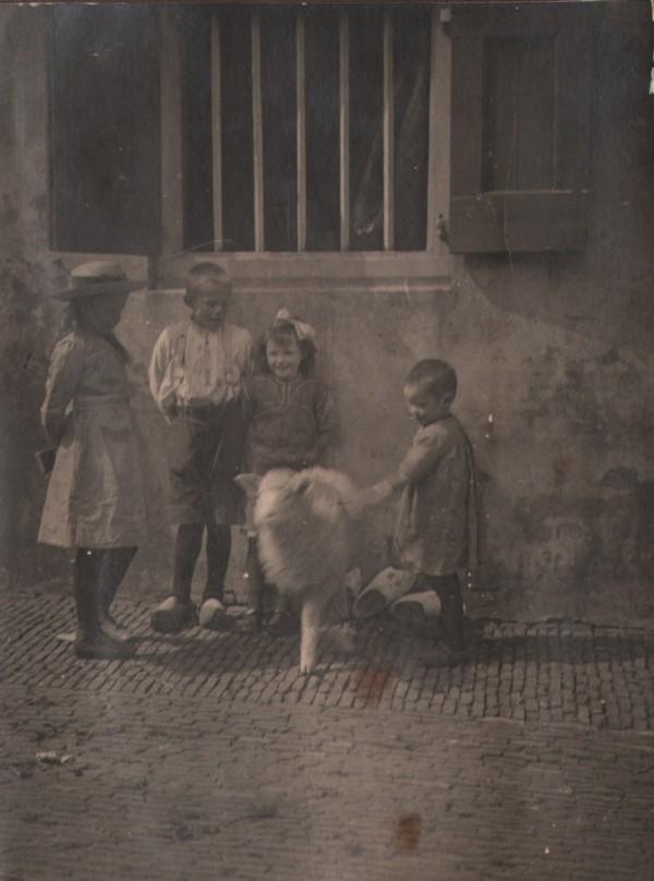 Woutera Maria Schouten en Johannes Gerardus Schouten