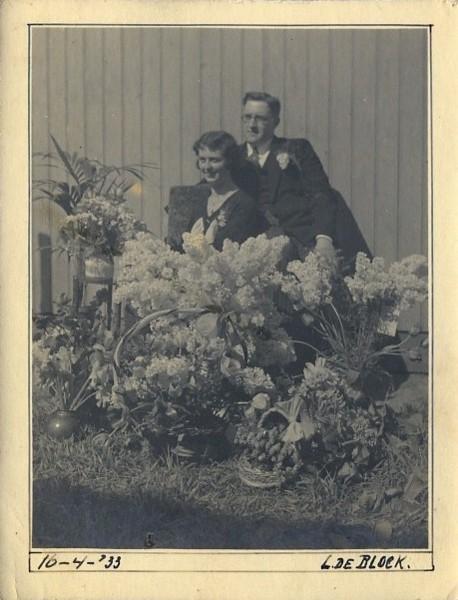 Johanna Elisabeth Francisca Scheel en Marie Leonardus Jozef de Block