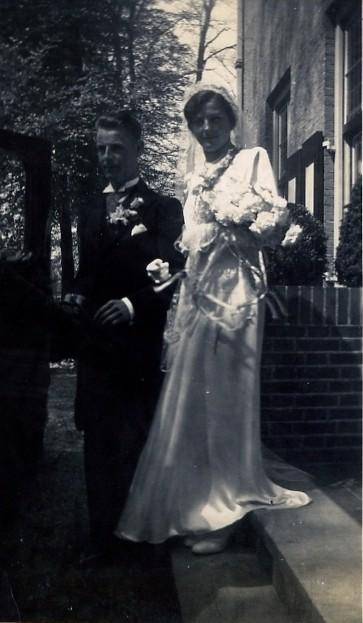 Johannes Hendrikus Scheel en Hendrika Bosboom