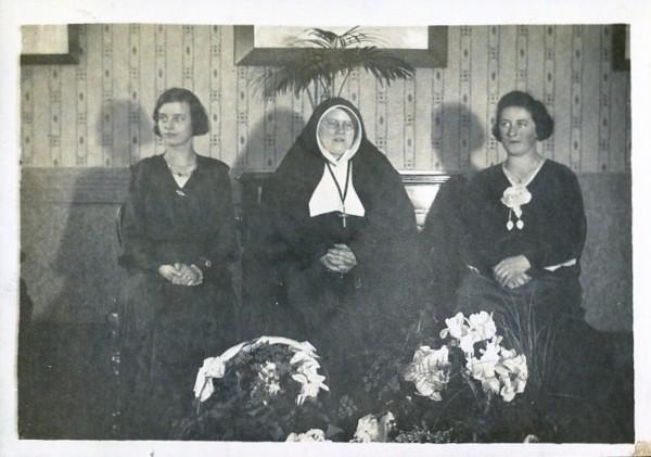 Elisabeth Francisca Johanna Scheel, Elisabeth van den Brakel onbekend