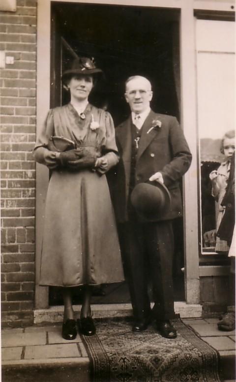Maria Karelsen en Dirk van der Ent