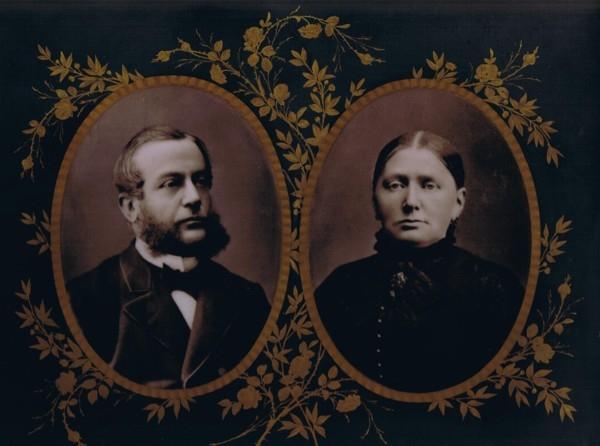 Jan Veth en Neeltje von Linderen