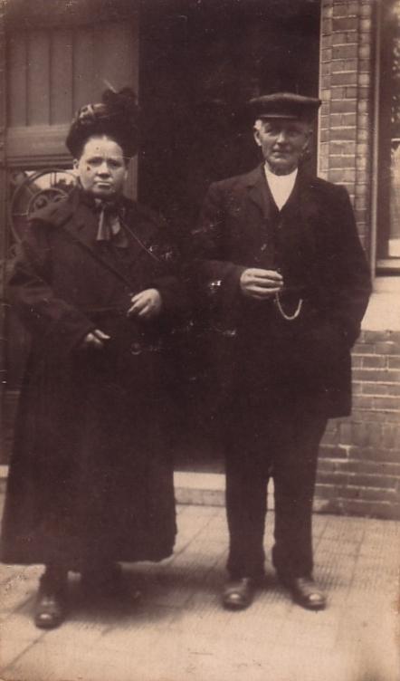 Johanna de Kleuver en Jan van de Meent