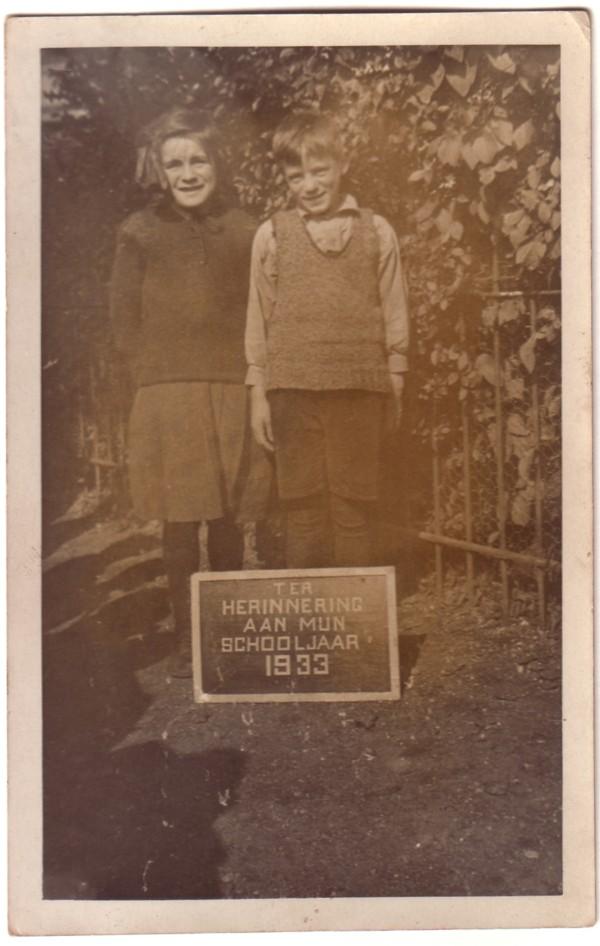 Maagje Breunesse en Dirk Breunesse