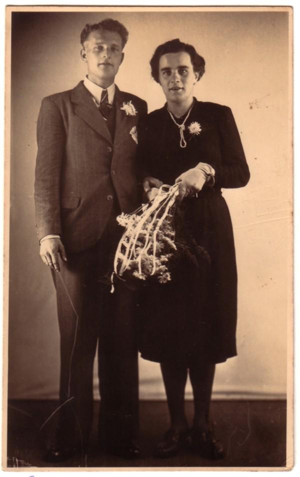 Hendrik de Ruig en Maagje Breunesse
