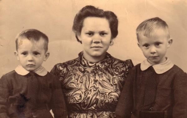 Johannes Josef Breunesse, Clara Moras en Gerrit Breunesse