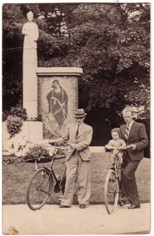 Bart Breunesse, Gerrit Breunesse en Johannes Breunesse