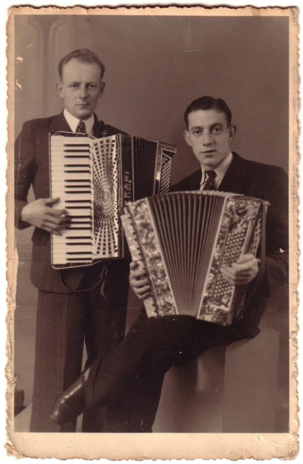 Johannes Breunesse en Dirk Breunesse