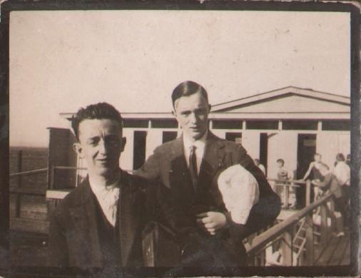 Herman Wouterus Hilhorst en Antoon Gijsbertus Hilhorst