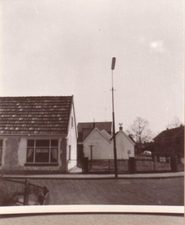 Foto  Oosterstraat hoek Bremstraat